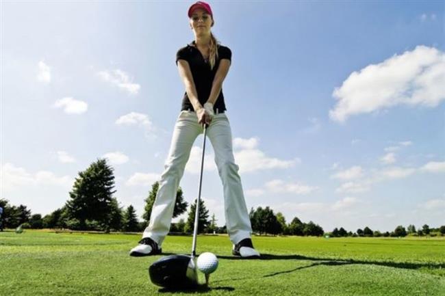 Golf (soplarınızı taşıyarak) = 1 saatte 391 kalori
