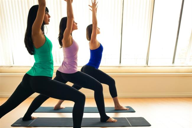 Power Yoga (Atletik Yoga) = 1 saatte 364 kalori