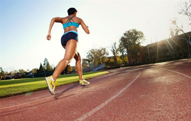 Koşu (saatte 8 km hızla) = 1 saatte 755 kalori