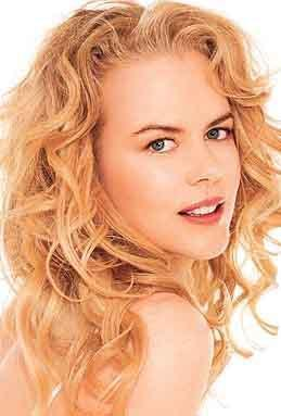 Nicole Kidman  Bazı ünlüler de şanslarını kendileri yarattı. Nicole Kidman da bunlardan biri.