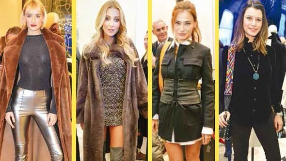 Moda ve stil danışmanı Hafize Çeliktürk ile Seda Çeliktürk'ün kurduğu dış giyim markası Common Leisure, ilk koleksiyonunu Beymen Zorlu Center'da beğeniye sundu. Kürk ve deri modellerin ağırlıkta olduğu koleksiyon özel sunumla tanıtıldı.  Davete Serenay Sarıkaya, Beren Saat, Ece Sükan, Didem Soydan, Burcu Esmersoy, Özge Borak, Özge Ulusoy, Işıl Reçber, Deniz Berdan, Ayşe Boyner, Özlem Avcıoğlu, Saadet Işıl Aksoy ve Tamer Yılmaz da katıldı.