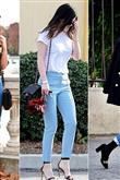 Yüksek Bel Pantolon Kombin Önerileri - 11