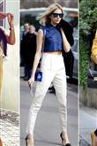 Yüksek Bel Pantolon Kombin Önerileri - 13