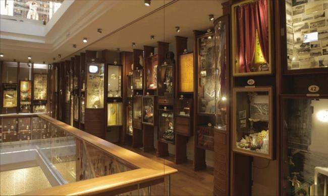 Masumiyet Müzesi  Aşkın ve romantizmin müzesi.Nobel ödüllü Türk yazar Orhan Pamuk'un Masumiyet Müzesi kitabından esinlenerek yapılmış bu müze size aşkı ve tutkuyu yeniden öğretecek.