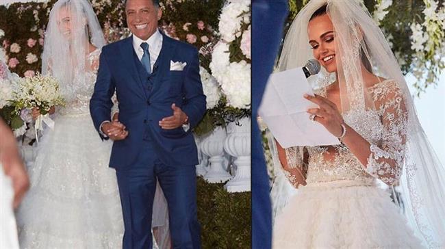 Deli ve Al-Sharif'in evlilik töreni için 1 Milyon Euro harcandığı haberleri basına yansıdı.