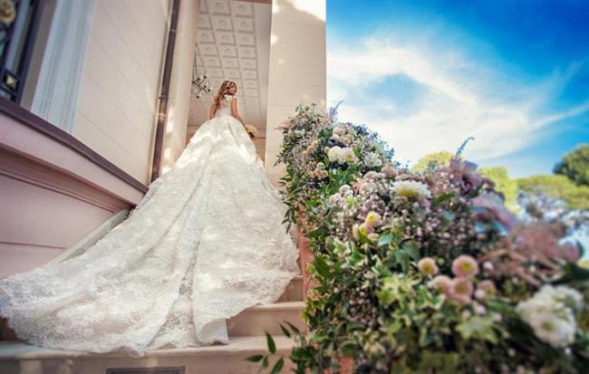 Çeçen asıllı işadamı Musa Bazaev, küçük kızı Elina'yı Monte Carlo'da evlendirdi.