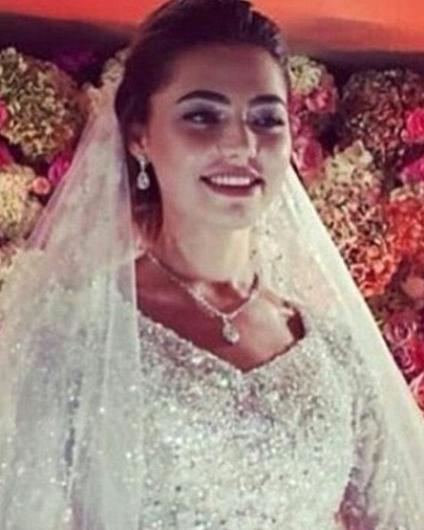 Kazakistan asıllı işadamı Mikhail Gutseriev, 28 yaşındaki oğlu Said'i benzerine ancak Binbir Gece Masalları'nda rastlanacak bir düğünle evlendirdi.