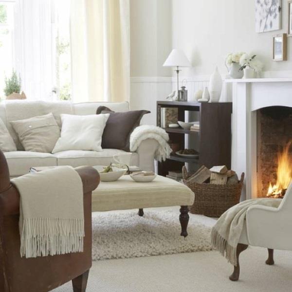 Yaz aylarının geride kaldığı bu günlerinde soğuk havalar iyice hissedilmeye başladı. Kışlıklar yavaş yavaş dolaplardan çıkmaya başlarken evlerinizin de bu soğuklara karşı bazı dekorasyon önerilerine ihtiyacı var.