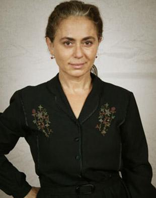 Nazan Kesal, Kayıp Şehir'de 5 çocuk annesi bir kadını canlandırıyordu.