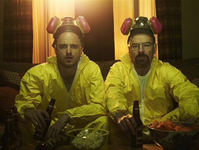 Yabancı dizi tarihinin en iyi ikilisini de seçen kullanıcılar içinde 648 kişinin %24'ü en iyi ikili Breaking Bad'den Pinkman-Walter White ikilisini seçti.