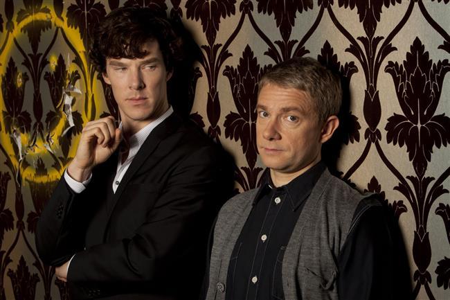 Bunu %23 ile Sherlock'tan Sherlock-Watson ikilisi takip etti.