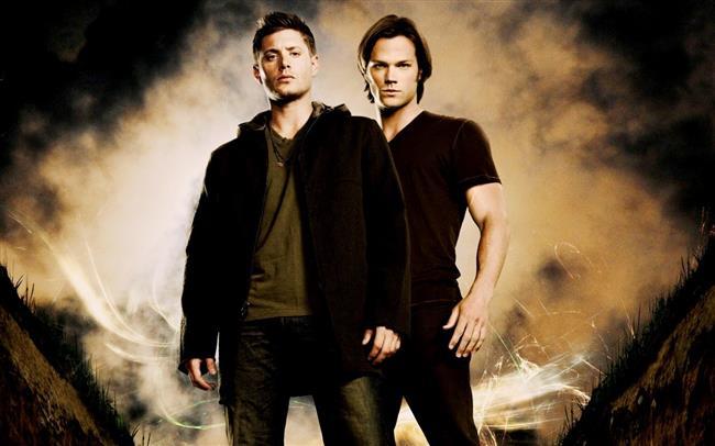 Supernatural dizisinden Sam-Dean Winchester ikilisi de %22 oy ile listede yer aldı.