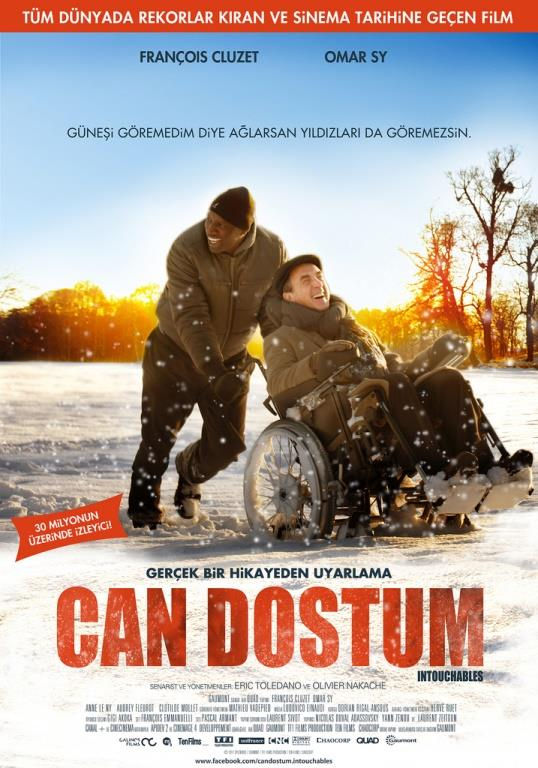 5-Can Dostum IMDB (8.6)