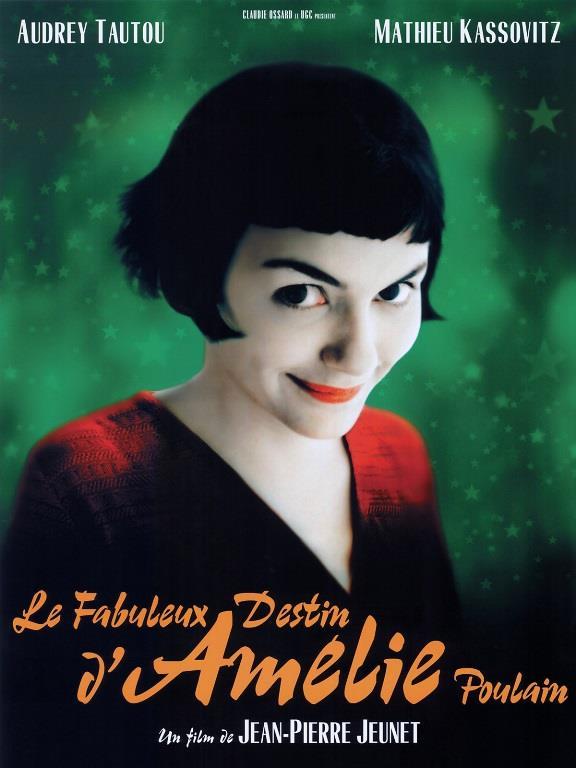 8-Amelie IMDB (8.4)
