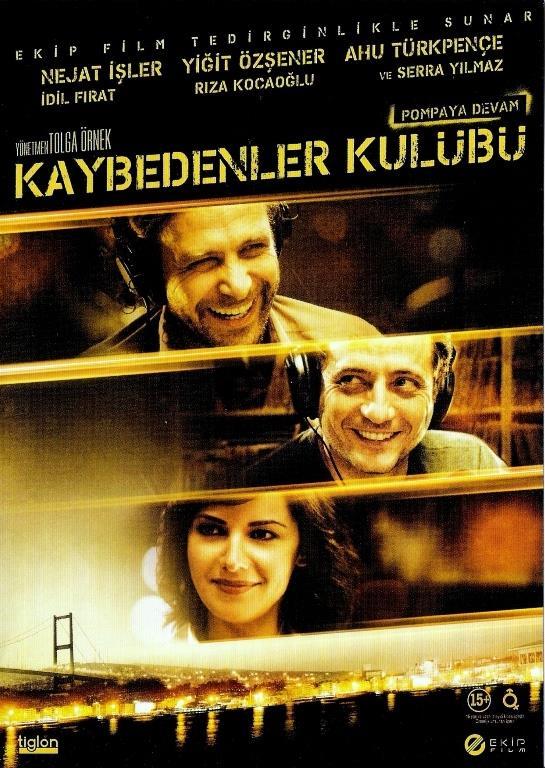 14-Kaybedenler Kulübü IMDB (7.8)