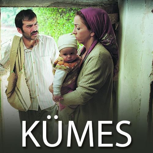 Kümes   Saniye, kocası Süleyman, çocukları Hikmet, Yılmaz, Mehmet ve Asiye ile birlikte 1950'lerde dağ yamacına kurulmuş birkaç haneli bir köyde yaşamaktadırlar. Fakat ailenin derme çatma evlerindeki huzur yaşamı Saniye'nin vereme yakalanmasıyla derinden sarsılır. Saniye öleceğine o kadar inanır ki kendisinden sonra çocuklarına ve kocasına bakması için Sülayman'ı kısır bir kadınla evlenmeye ikna eder. Ama tedavi süreci başarılı geçer ve Saniye altı ay sonra evine sağlıklı bir kadın olarak geri döner. Bu ev artık iki kadının yuvası olacaktır... Oyuncu Ufuk Bayraktar'ın yönetmenliğe ve senaristliğe soyunduğu ilk uzun metraj filminde Hasibe Eren, Ufuk Bayraktar, Selen Domaç başrolde.