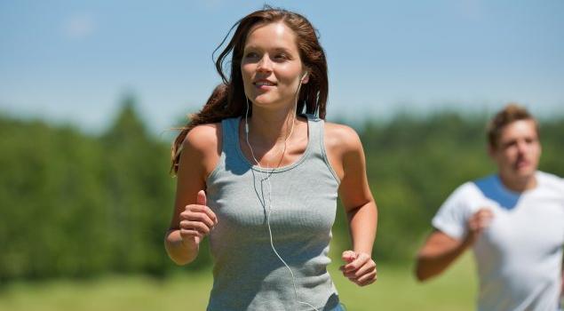Düzenli spor yapın