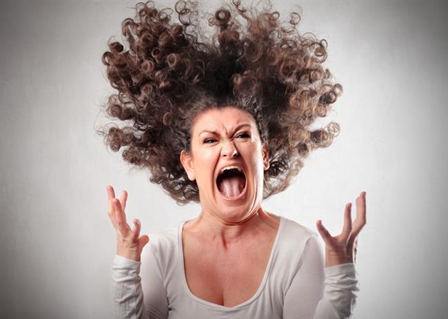 Stresten uzak durun. Yüksek stres saç kaybına neden olur.