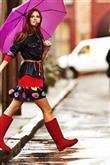 Yağmurlu Havalar İçin En Güzel Stil Önerileri - 1