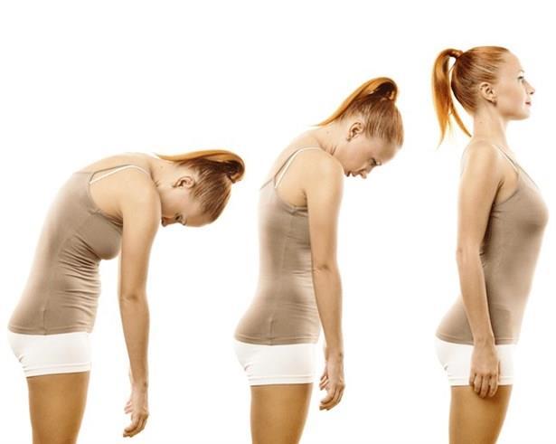 Kambur durmak   Dik durmamak, omurganızın bozulmasına sebep olur. Bu da kas ve kemik yapısının gerginleşmesine yol açar. Bu bozukluklar ağrı ve yorgunluk olarak geri dönerken kalıcı deformasyonlara da sebep olabilir.
