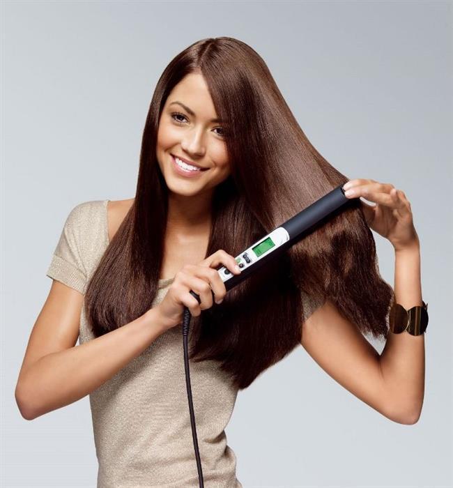 Maşa,düzleştirici gibi saçlara güzel şekiller veren ama bir zaman sonra saçlarınızı yıpratan aletlerle aranıza biraz mesafe koymalısınız.