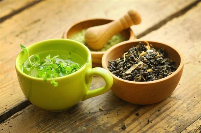 Bir su bardağı için 1-2 adet avakado yaprağı, 1 çay kaşığı yeşil çay, küçük bir tutam kiraz sapı ve mısır püskülü, 1 çay kaşığı rezene tohumu sadece 1-2 dakika kaynatılacak ve hafifçe fokurdadıktan sonra 3-4 dakika demlenmeye bırakılacak.