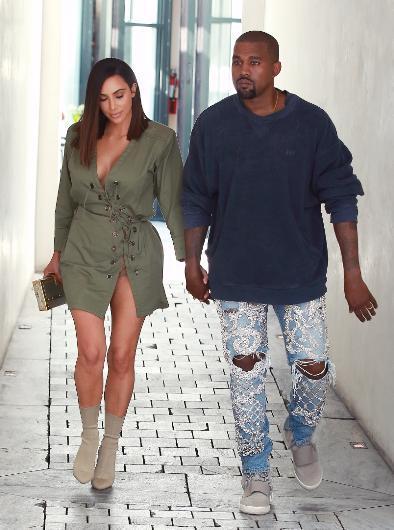 Kardashian ve West'in bir süredir aynı evde yaşamadıkları ileri sürüldü. İddialara göre Kardashian, artık West ile evli kalmak istemiyor.