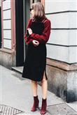 Sezonun Trendi Kadife Kıyafetler - 19