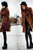 2017 Trend Renklerine Göre Palto Kombinleri! - 21
