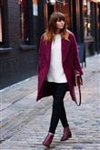 2017 Trend Renklerine Göre Palto Kombinleri! - 6