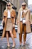 2017 Trend Renklerine Göre Palto Kombinleri! - 1