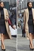 2017 Trend Renklerine Göre Palto Kombinleri! - 20