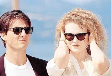 1990 yılında evlendiklerinde Kidman 23, Cruise ise 28 yaşındaydı.