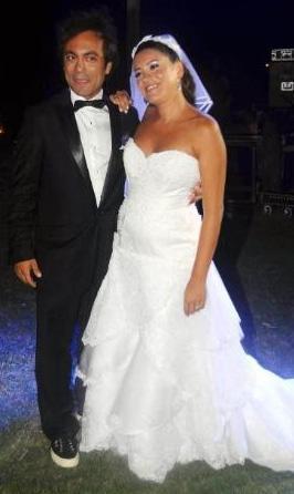Ünlü müzisyen Garo Mafyan kızı Damla'yı evlendirdiği gece hem çok mutlu hem de hüzünlüydü.