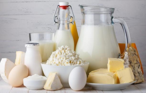 Süt ve süt ürünleri:  Protein ve kalsiyum içeriği yüksek olan süt ve süt ürünleri uzun süreli tokluk sağlar. Probiyotik yoğurtlar ve içecekler kış aylarında bağışıklık sistemi için çok faydalıdır. Mutlaka ara öğünlerde tüketilmelidir.