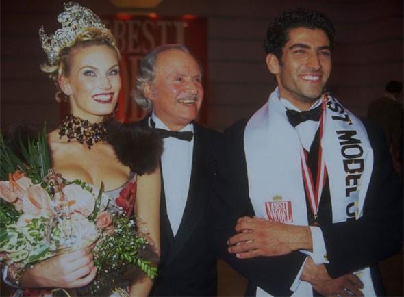 Kenan İmirzalıoğlu   Ekranların tescilli yakışıklılarından biri Kenan İmirzalıoğlu... İmirzalıoğlu, 1995 yılında katıldığı Best Model of Turkey ve Best Model of the World mankenlik yarışmalarında birinci oldu.