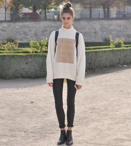 2017 Moda Rüzgarı: Sweatshirt - 23
