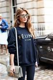 2017 Moda Rüzgarı: Sweatshirt - 1
