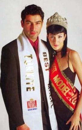 KENAN İMİRZALIOĞLU  Kenan İmirzalıoğlu 1997 yılında hem Türkiye'nin hem dünyanın en iyi modeli seçildi.