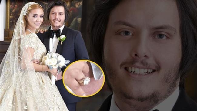 Ağaoğlu Şirketler Grubu Yönetim Kurulu Başkanı Ali Ağaoğlu kızını evlendirdi.   Damat, eşine 3 milyon TL'lik yüzük taktı.  Kaynak:Hürriyet