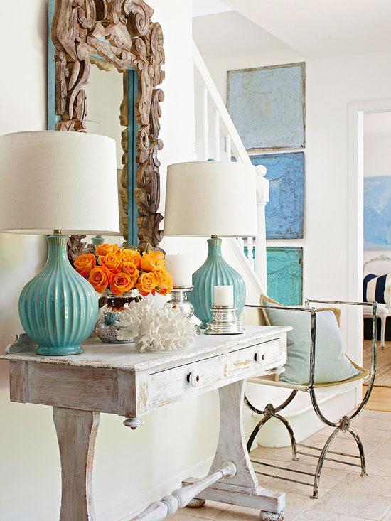 2017 dekorasyon trendlerinde retro görünümler modern bir şekilde yorumlanacak ve mobilyalar tasarımları ile bizleri eskilere götürecek.