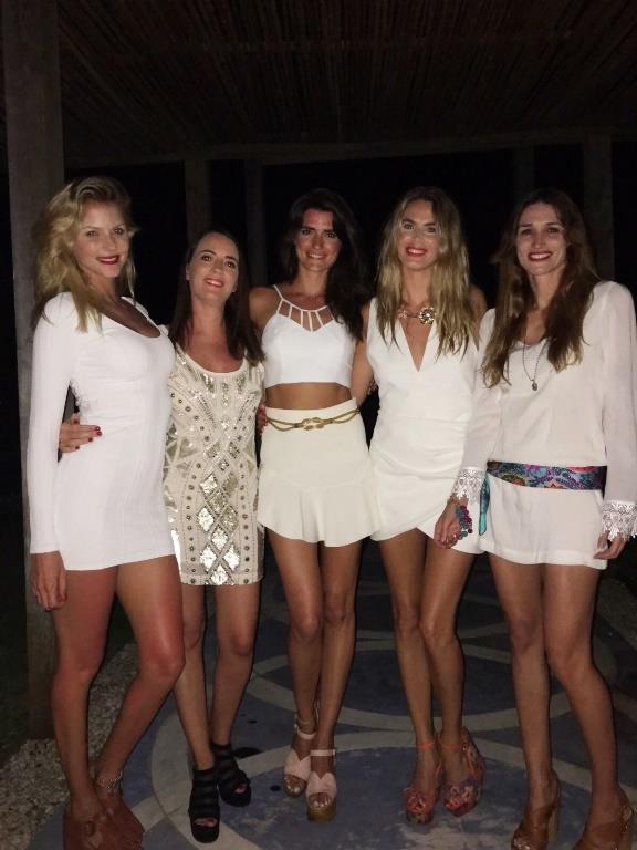 Brezilya'da kötü ruhları uzaklaştırmak için beyaz giymeniz gerekir.