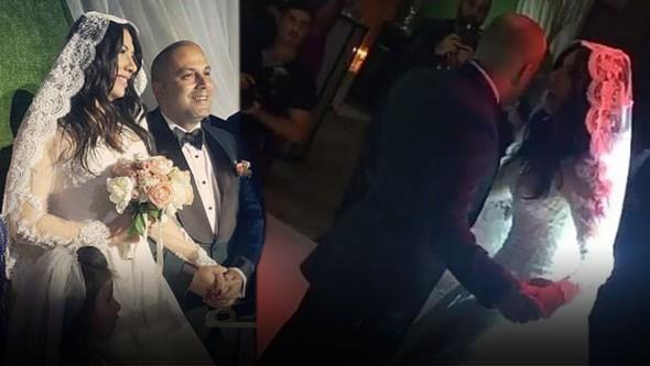 Işın Karaca, dün akşam Kartal Titanic Business Otel'de çocukluk arkadaşı Tuğrul Odabaş'la evlendi. Çiftin nikâh şahitliğini Necati Ateş, Cansu Kurtçu, Nusret Kaan Tuğhan, Selçuk Yöntem, Elif Ebru Tezel, Murat Deniz yaptı.