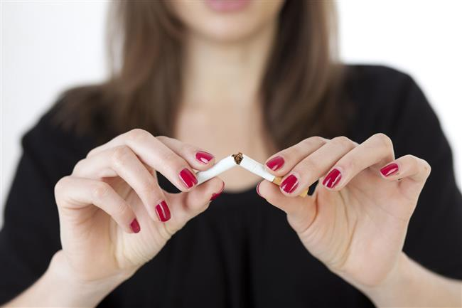 Sigara da dudak kuruluğa neden olabilir. Sigara kullanıyorsanız sağlığınız için bu alışkanlığınızı en kısa sürede bırakmalısınız.
