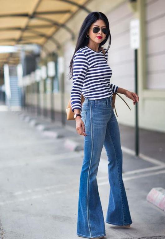 Doğru Pantolon Seçimi  Pantolon giyen kısa boylu kadınlar için ipuçlarına gelince, iş tamamen doğru oranları bulmakta. Çok hacimli olmayan dar bir stili tercih edin. Boru paça veya ispanyol paça kotlar daha uzun boylu görünmenizi sağlar. Bol veya aşırı hacimli stillerden kaçının.