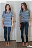 Kısa Boylu Kadınlar Nasıl Giyinmeli? - 11
