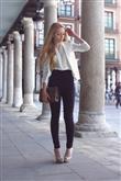 Kısa Boylu Kadınlar Nasıl Giyinmeli? - 1