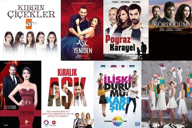 Geçtiğimiz yıl ekranlarda kıyas kıyasa yaşanan bir rekabet vardı: Reytingler.  Medya Takip Merkezi (MTM), işte bu medya yansımalarını ele alarak yılın en popüler TV dizilerini ve programlarını belirledi.