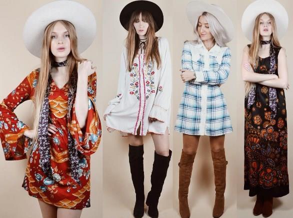 Günümüzde vintage kıyafetlere karşı gittikçe artan bir ilgi var. Ünlü modacılardan modellere ve oyunculara kadar geniş bir kitle vintage moda akımının izini sürüyor.