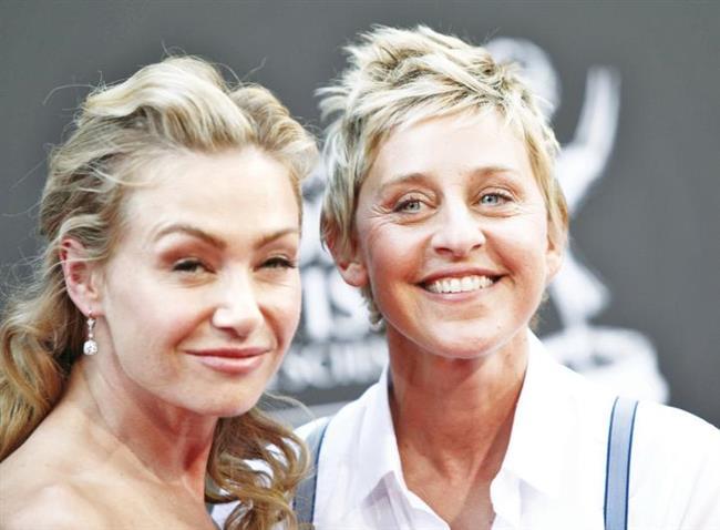 Gösteri dünyasının çifte kumruları Ellen DeGeneres ile eşi Portia DiRossi'yi ise ayrılık bekliyor. Buna neden olacak olay ise DiRossi'nin bir erkek ünlüyle başlayacağı romantik ilişki.